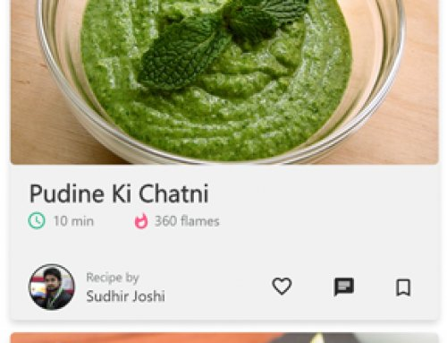 Rasoi Recepie | App Development